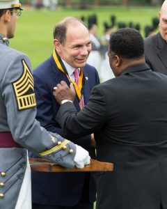 Distinguished West Point Graduate