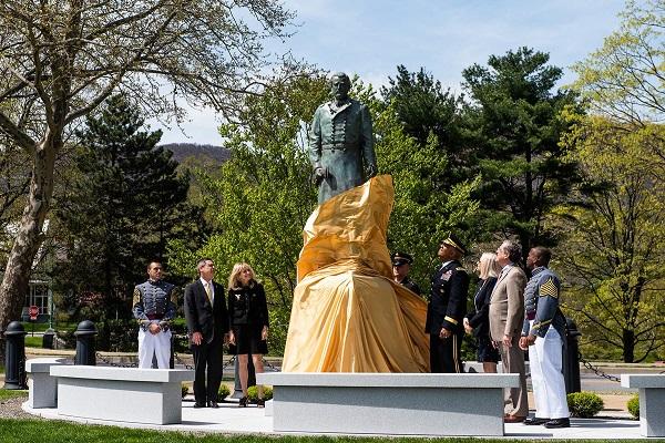 Ulysses S. Grant Statue USMC