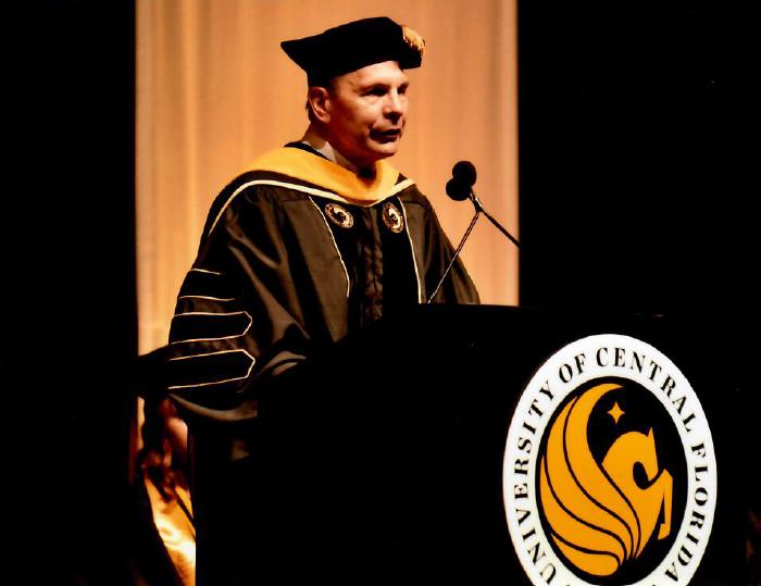 2019 UCF Commencement Speaker