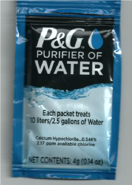 pg purified water